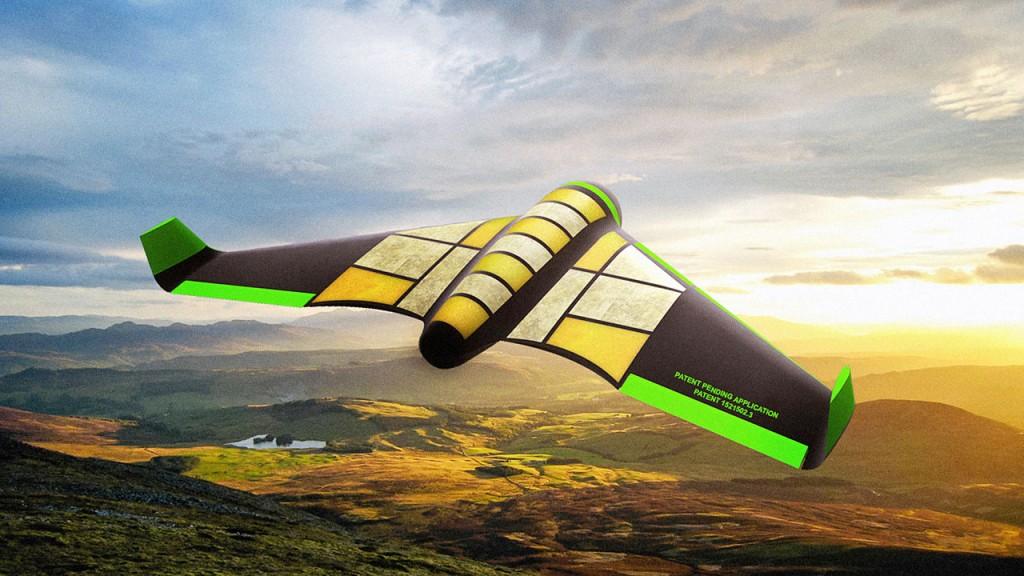 Windhorse Aerospace delivery drone aiuti umanitari