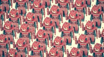 Robot eliminano Posti di lavoro