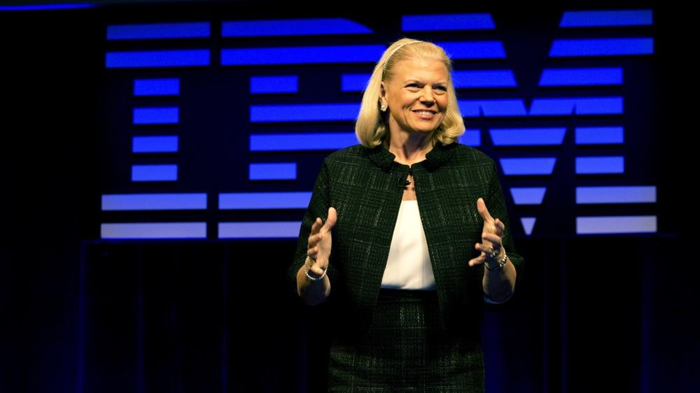 Ginni Rometty IBM
