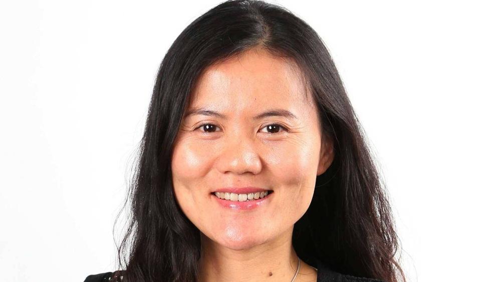 Lucy Peng Alibaba