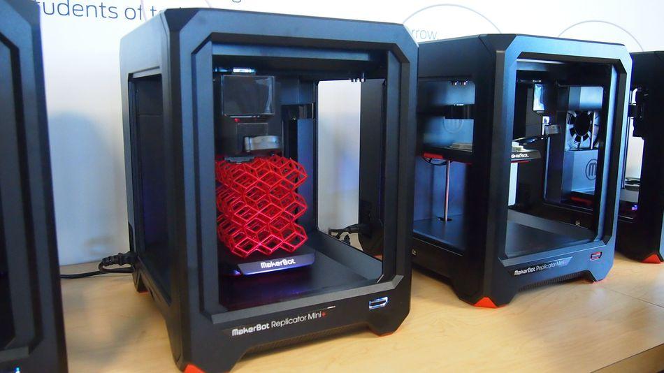 MakerBot_Replicator_Mini_+