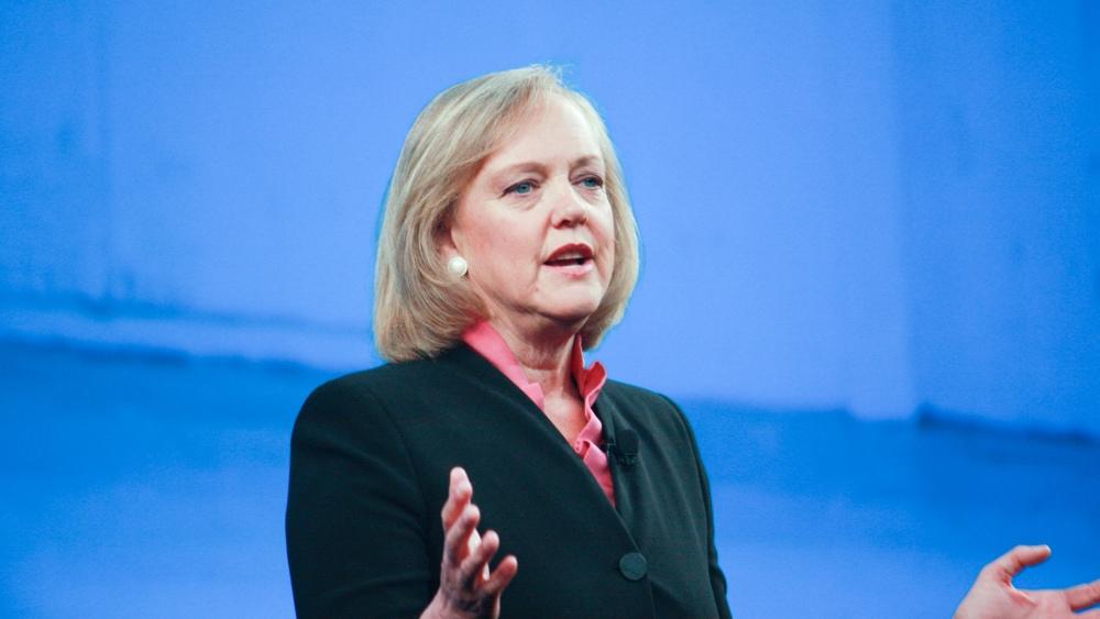 Meg Whitman HPE