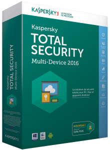 Kaspersky Totala Security