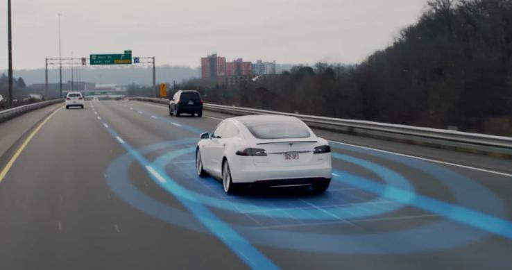 Tesla Autopilot 8.0