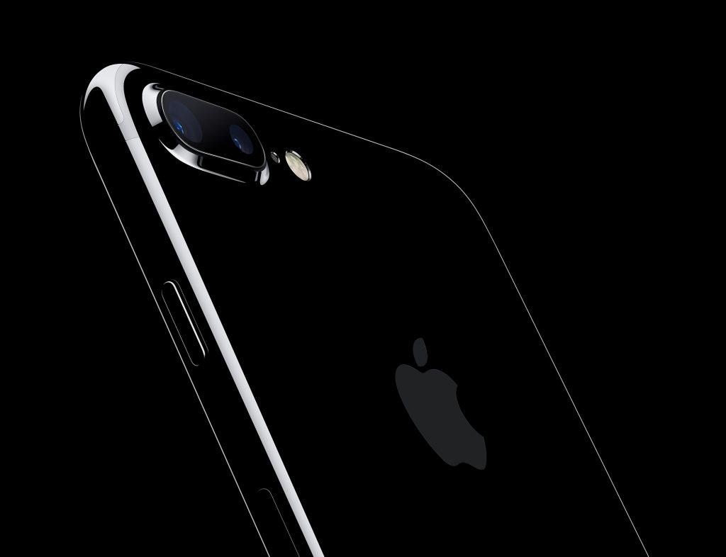 iPhone 7 nero jet balck