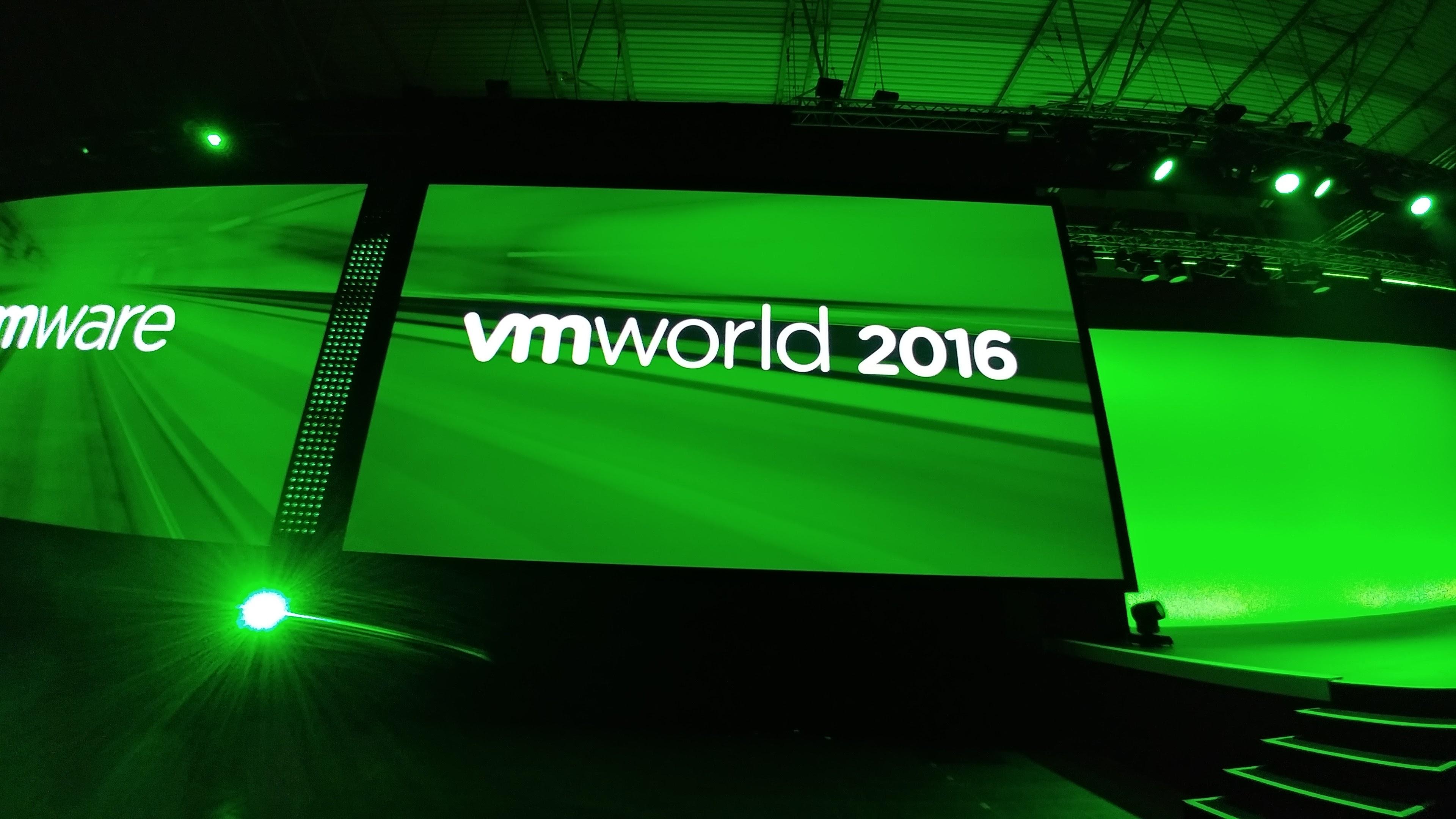 VMware VMworld Europe 2016 Barcellona