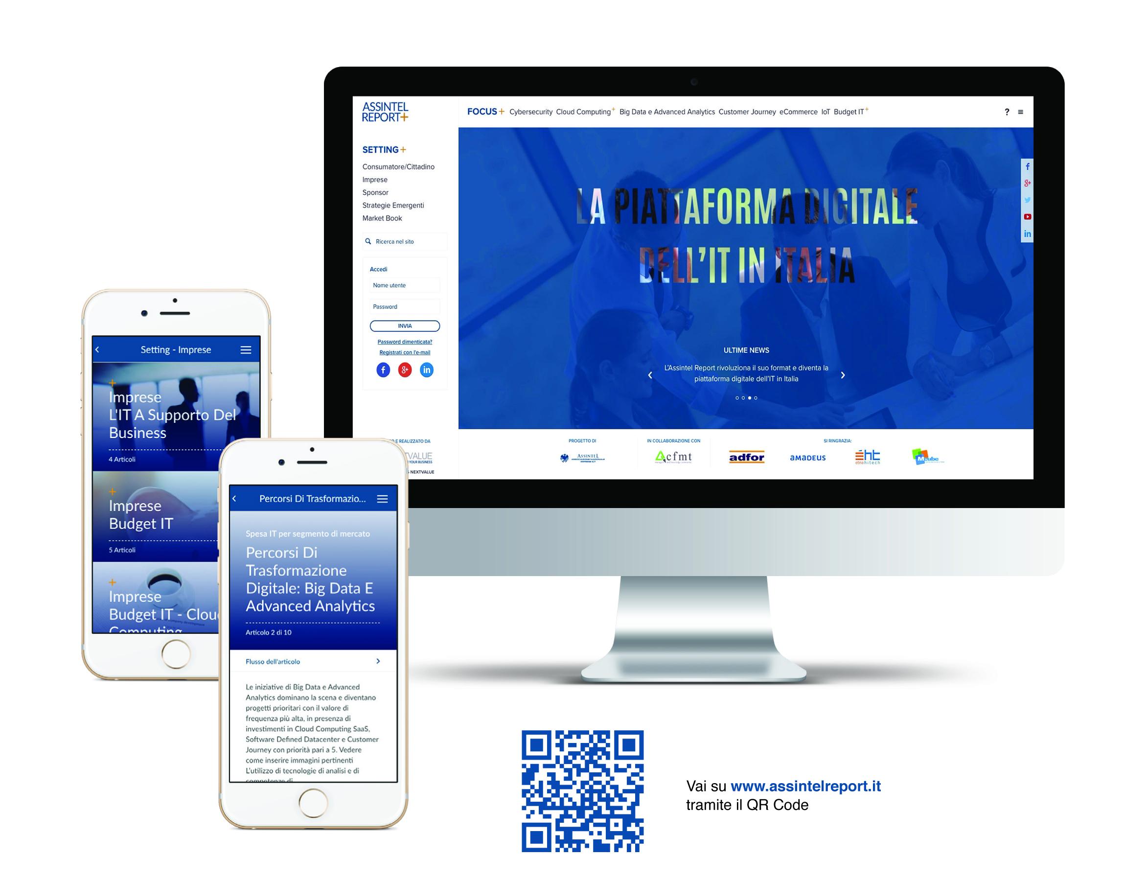 Assintel Report AR+_Piattaforma_web e app