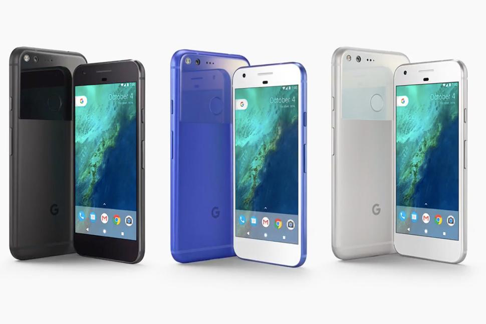 google pixel smartphone Dieci anni Android