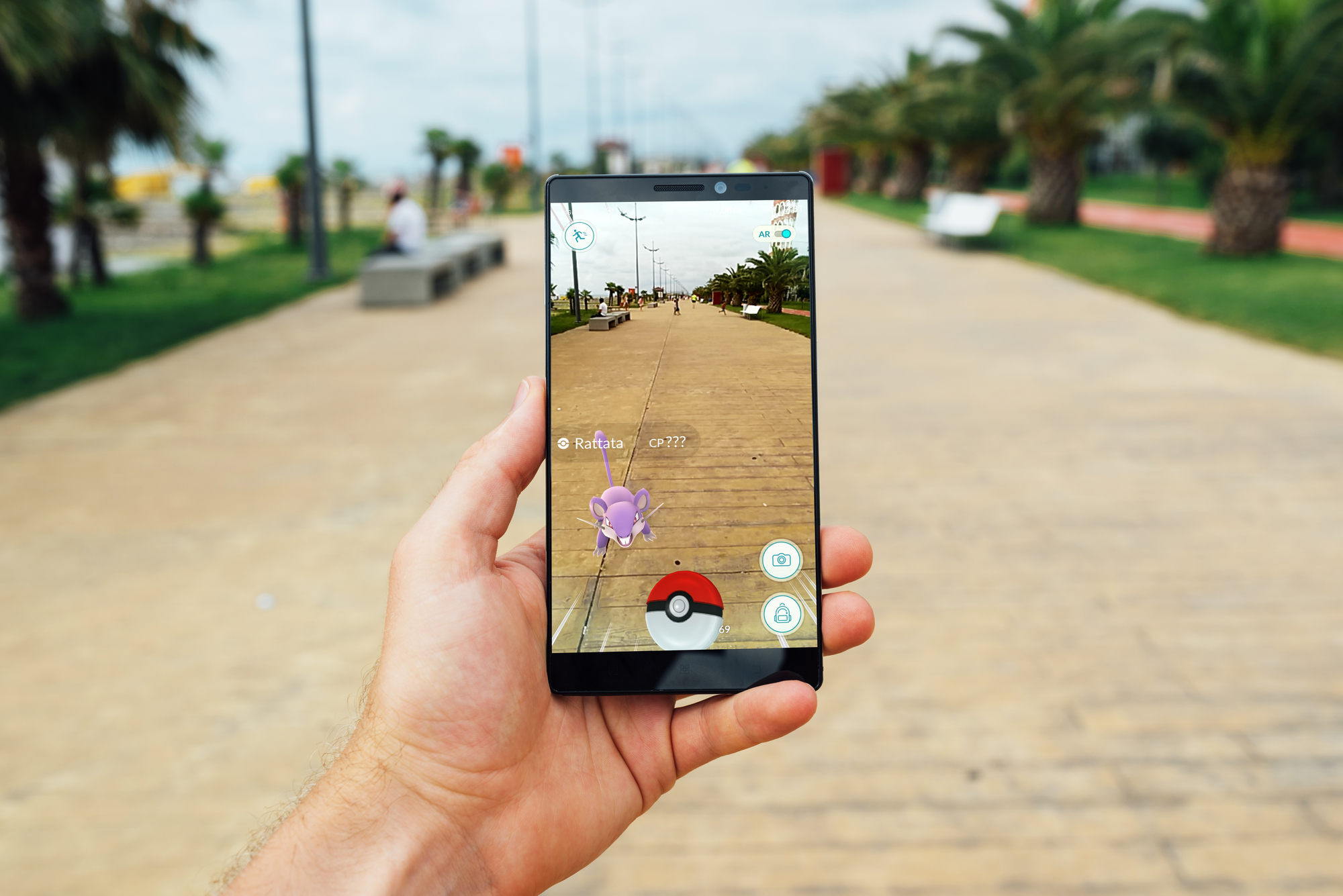 Pokemon Go è un nuovo strumento di marketing?