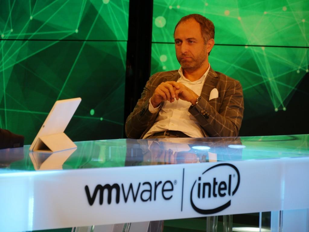 #goahead vmware e intel