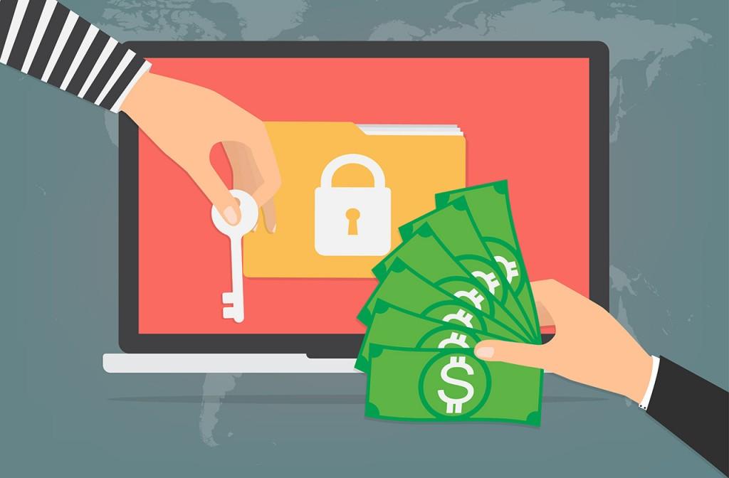 ransomware e app maligne in aumento