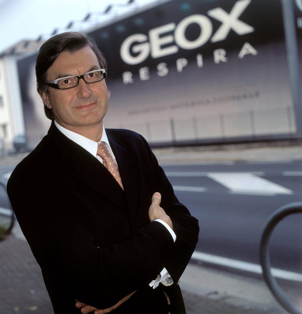 Mario Moretti Polegato Geox