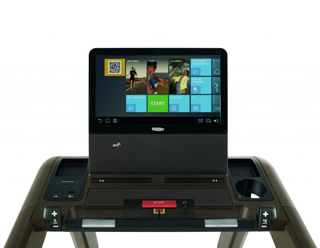 Nerio Alessandri Technogym Unity interface