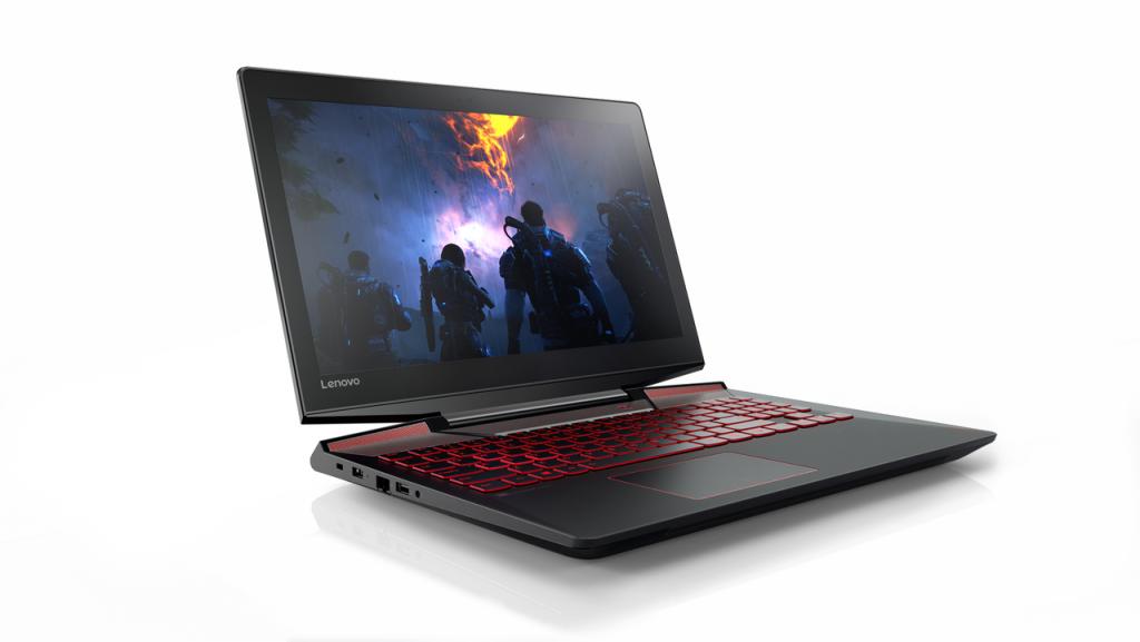 Migliori Notebook: LENOVO LEGION Y720 laptop ces 2017