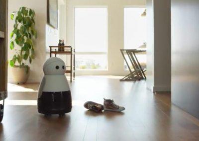 Kuri robot Domestico Bosch Pixar
