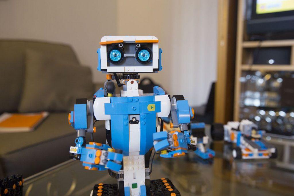 Lego Boost Robotic
