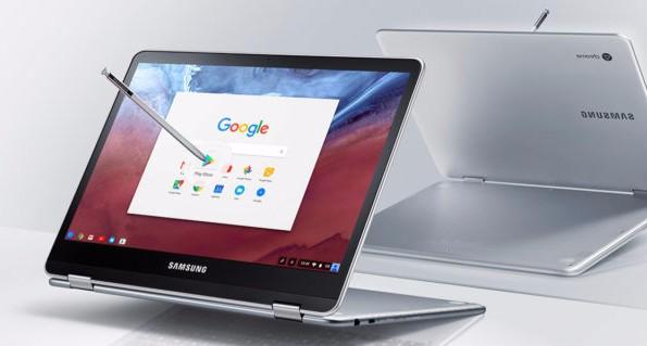 Migliori Notebook: Samsung Chromebook Plus laptop