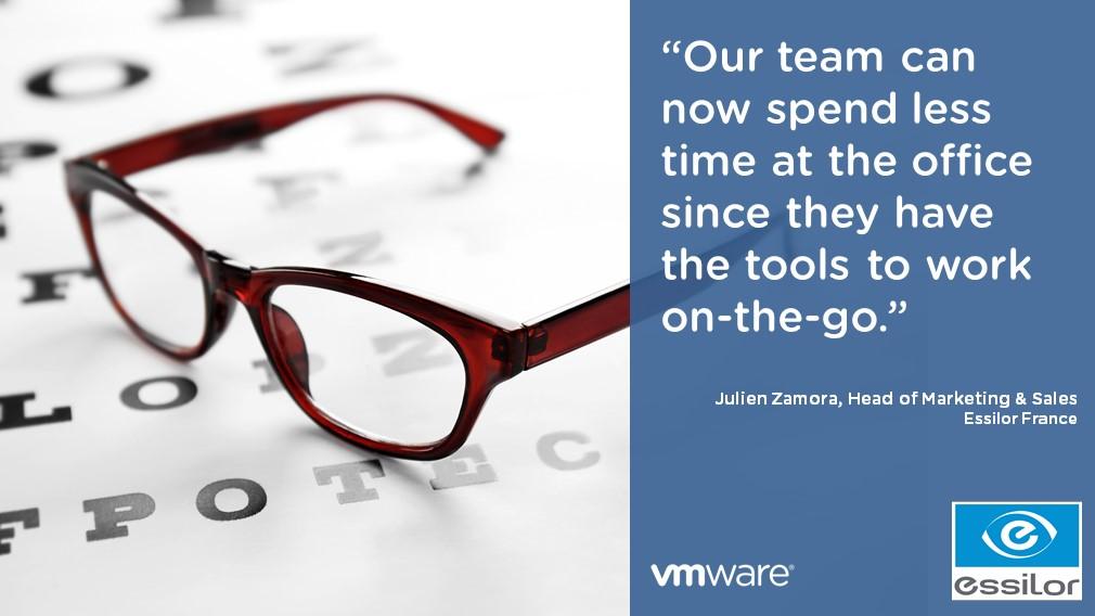 VMware Esillor digital workplace