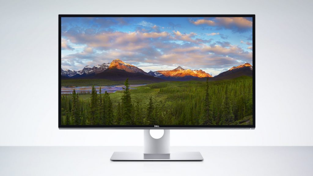 CES 2017 Dell Dell UP3218K