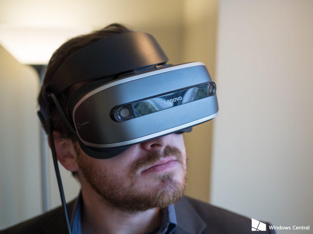 Visore per realtà virtuale Lenovo VR