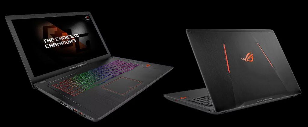Migliori Notebook: ASUS GL502 ROG laptop ces 2017