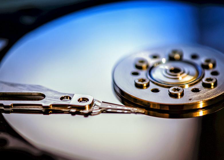 Un hard disk fatto da un singolo atomo
