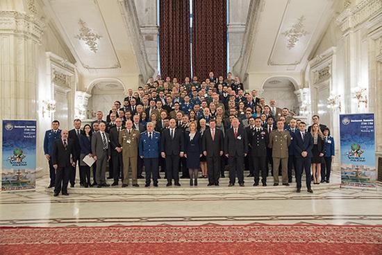 Yarix Var Group conferenza Nato