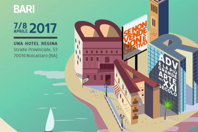 Viscom Regional, appuntamento il 7 e 8 aprile a Bari