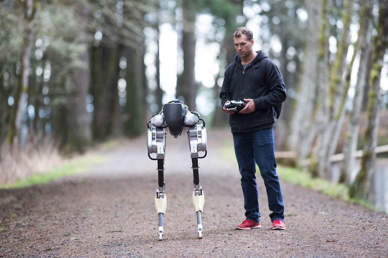 I robot mostri che sanno fare cose straordinarie