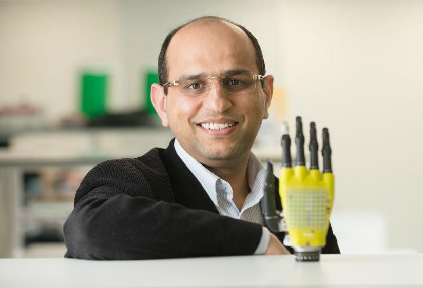 Protesi: Una pelle ad energia solare le rende più umane
