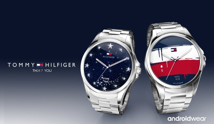 tommy hilfiger movado smartwatch Android Wear 2.0