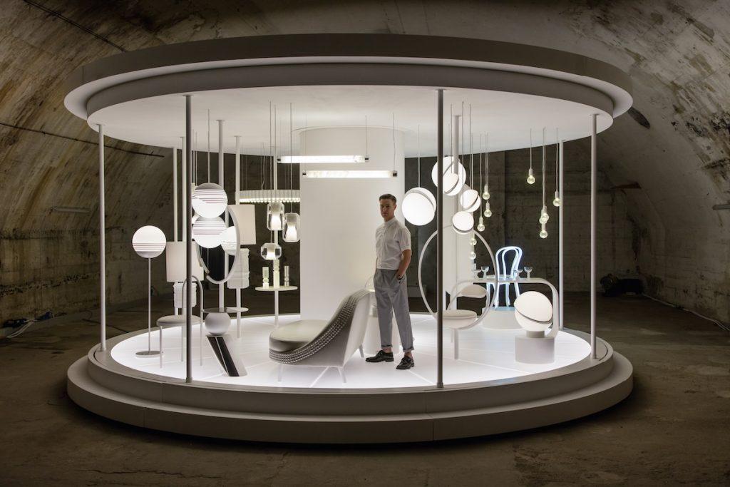 THE TIME MACHINE DI LEE BROOM Salone del mobile
