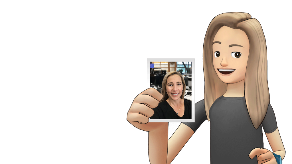Facebook Spaces Avatar