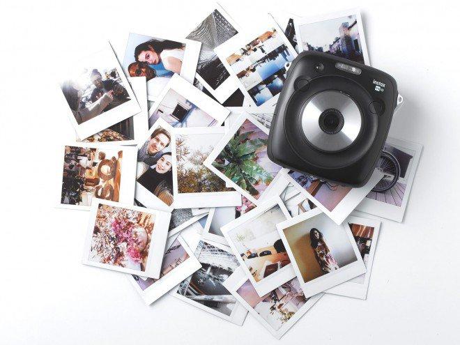 Instax Square SQ10 di Fujifilm