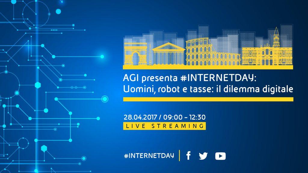 Internet Day diretta Streaming
