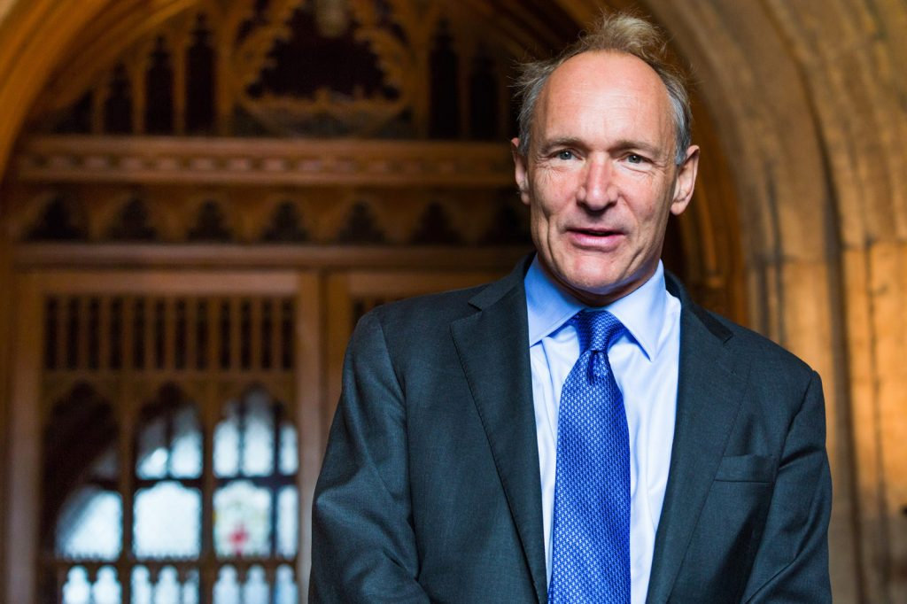 Tim Berners-Lee, inventore del Web padre del world wide web