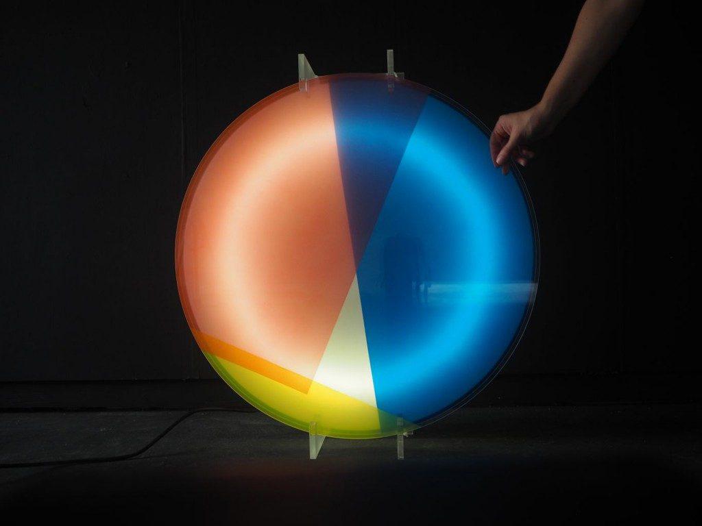 VISIBLE LIGHT DI ONE DESIGN SPACE salone del mobile