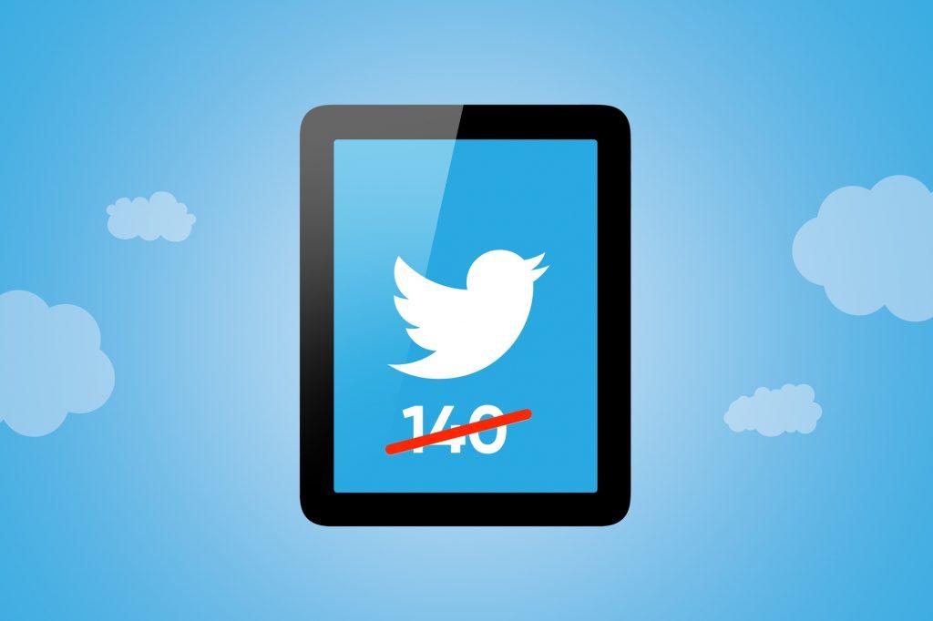 Twitter 140 caratteri