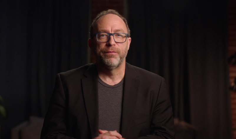 Jimmy Wales wikitribune
