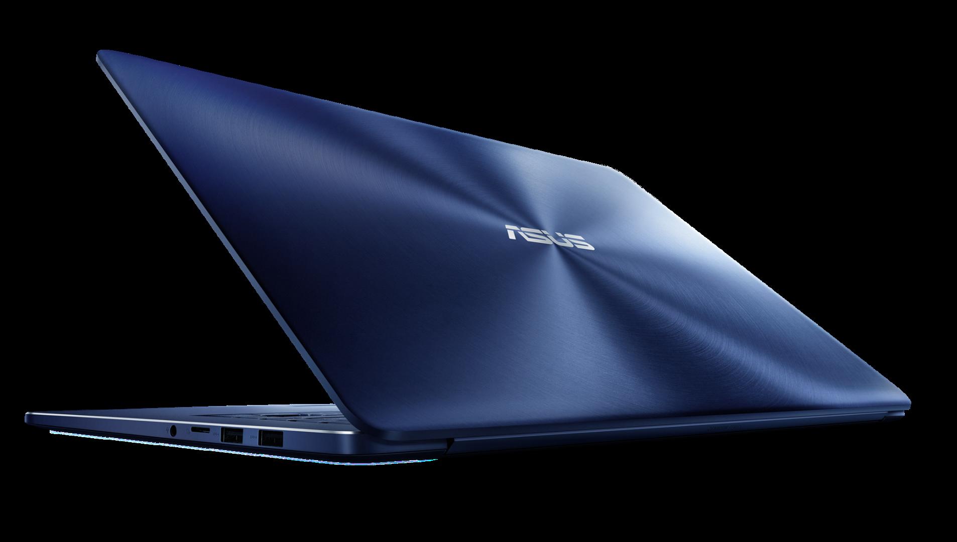 ASUS ZenBook Pro UX550, tutti i dettagli tecnici