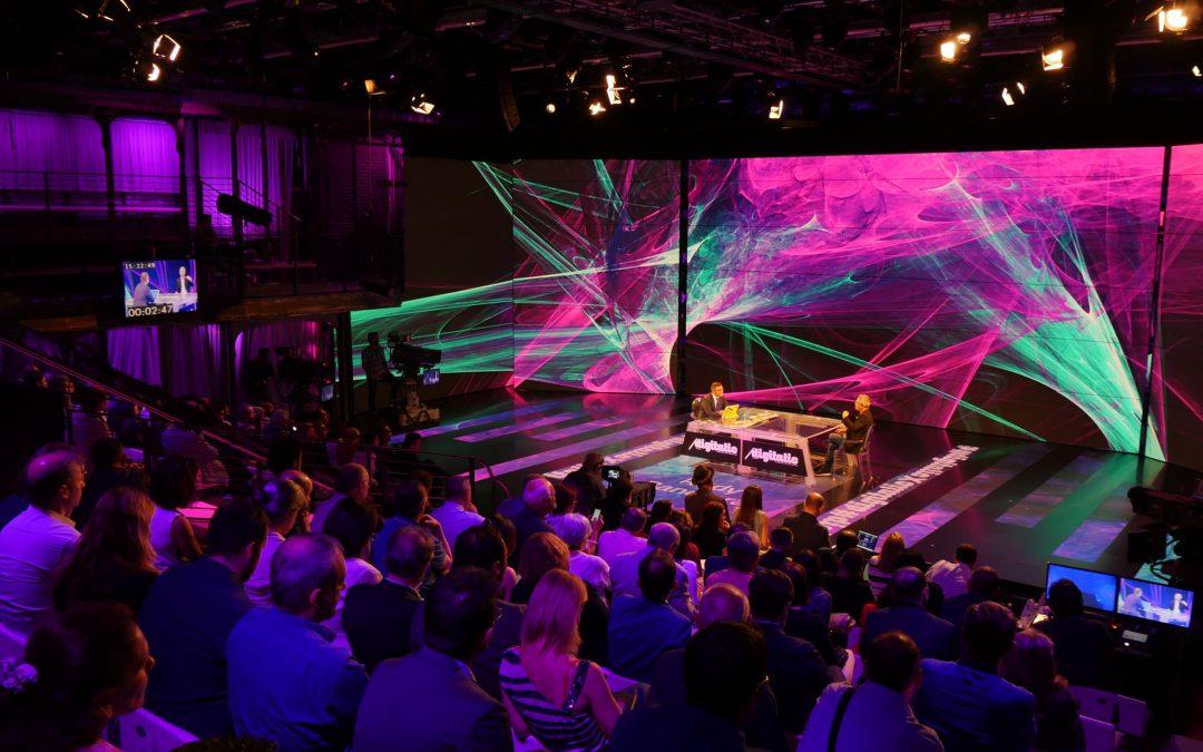 Digitalic X 2017 – Studi TV RAI