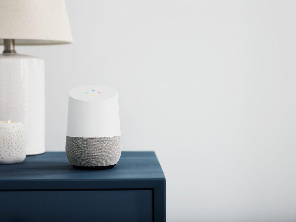 google i/O home