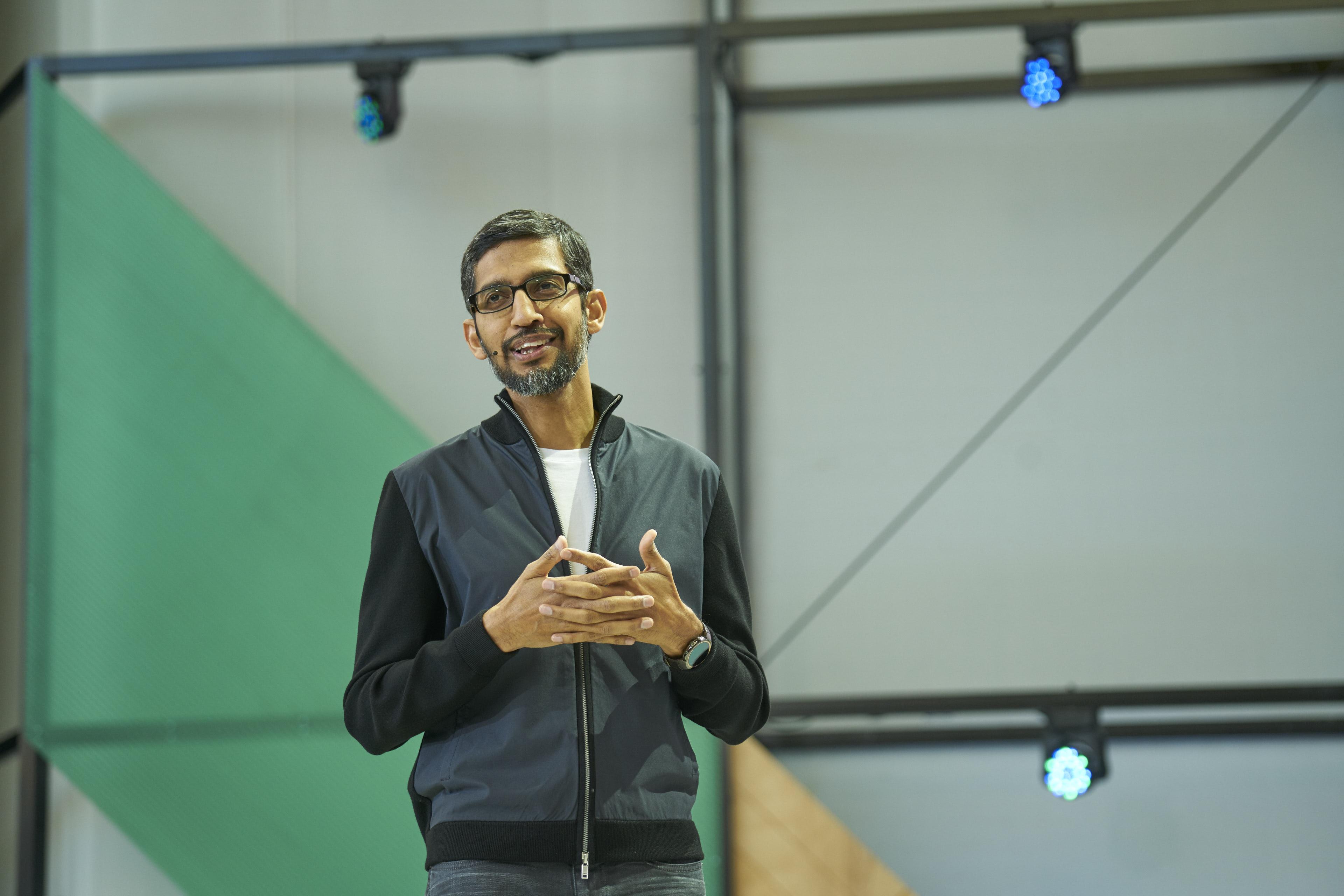 Google I/O 2017:  il keynote sull'intelligenza artificiale