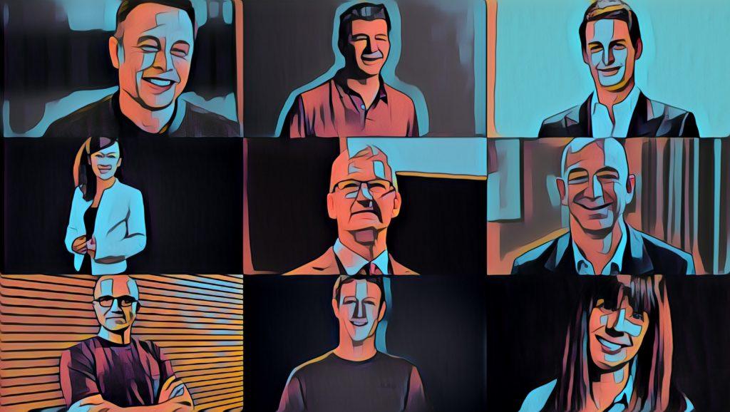Le persone più influenti al mondo per la tecnologia