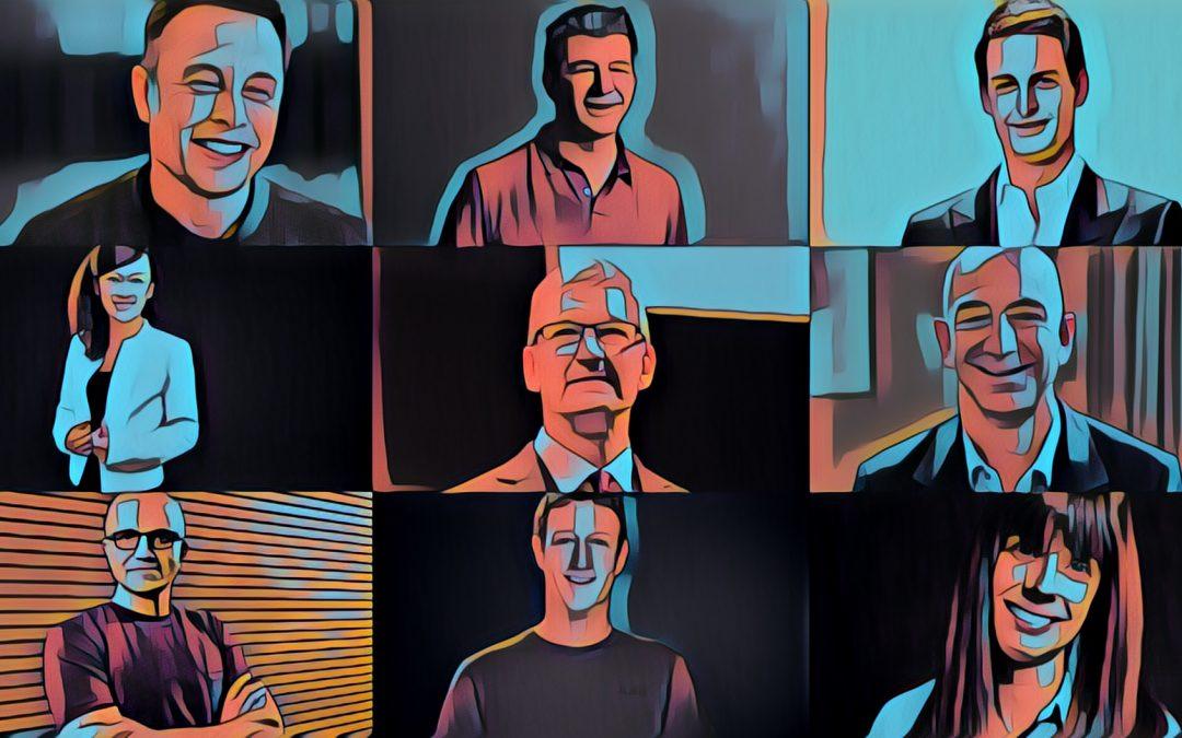 Le 20 persone più influenti al mondo nella tecnologia
