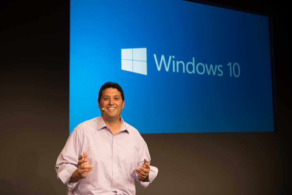 Terry Myerson 20 persone più influenti nella tecnologia