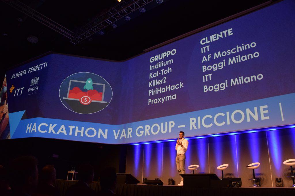 Var Group ConventionVar trasformazione 4.0