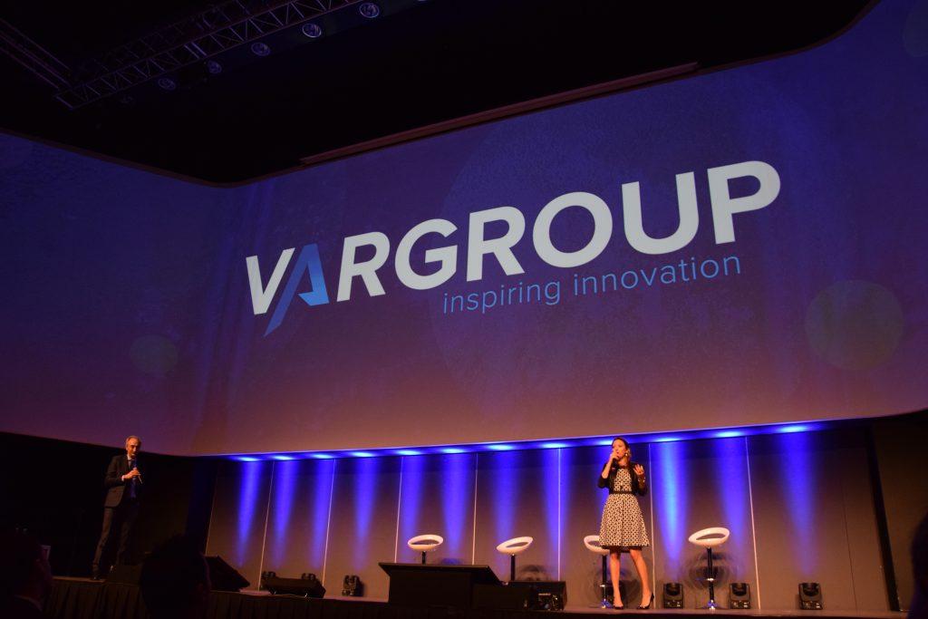 Var Group ConventionVar trasformazione 4.0 acquisizione Tech-Value privatamente Var Group Panthera ERP cloud di Microsoft