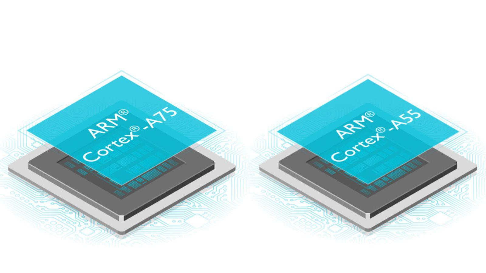 I nuovi processor ARM, progettati per il machine learning
