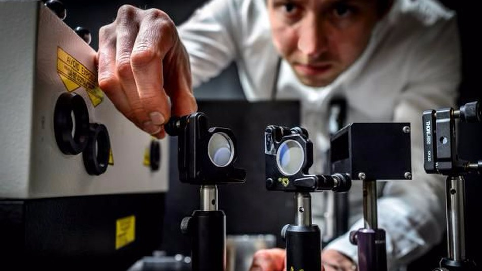 È svedese la fotocamera che scatta 5 trilioni di fotogrammi al secondo